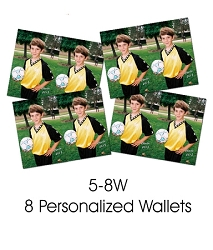 8 Personalized Wallets