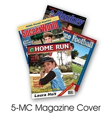Personalized Magazine Cover